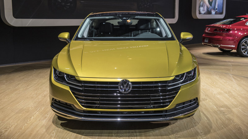 autoworld volkswagen arteon could get v6 option shooting brake version. Black Bedroom Furniture Sets. Home Design Ideas